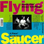 FLYING SAUCER, band, Plastic Fruit, 7-inch vinyl 45