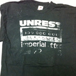 Unrest Imperial f.f.r.r. t-shirt