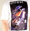 UNREST, tee-shirt