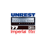 UNREST Imperial f.f.r.r. Deluxe Edition CD corrected design album