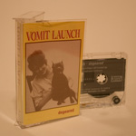 VOMIT LAUNCH Dogeared cassette album