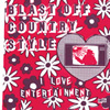 BLAST OFF COUNTRY STYLE I Love Entertainment 7 inch vinyl 45