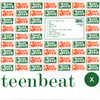 Teen Beat 100 compilation album