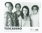 TUSCADERO The Pink Album promotional photograph