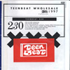 1996-1997 Teen-Beat wholesale catalogue