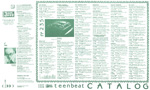 Teen-Beat 1997 - 1998 Catalog