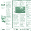 1997-1998 Teen-Beat catalogue