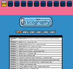Teen Beat website 1999 the Discography page