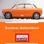 Teen-Beat Subscribers CD album 2004