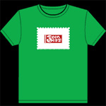 Teen-Beat<br> 20th Commemorative t-shirt green