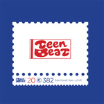 Teen-Beat<br> 20th Commemorative t-shirt blue