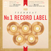 Teen-Beat Number One Record Label compilation album
