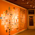 Teen-Beat Graphica Exhibition Lump Gallery, Raleigh, North Carolina